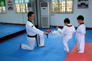 Children's Martial Arts at SCHOOL